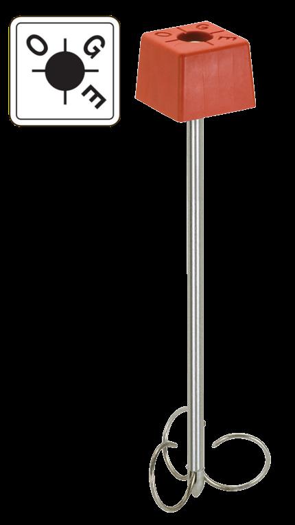 Borne Polyroc Standard OGE