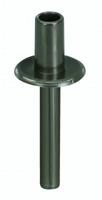 Bouchon ⌀ 40 pour rondelle d'identification avec logement pour jalonnette