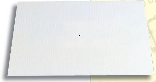 Plaque photogrammétrique