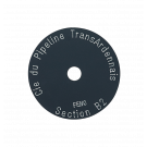 Rondelle d'identification Trou ⌀10mm
