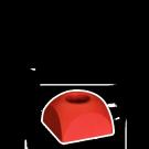 Borne Polyroc Dôme
