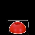 Borne Polyroc Hémisphérique